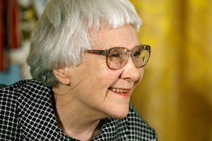 Harper Lee on November 5, 2007