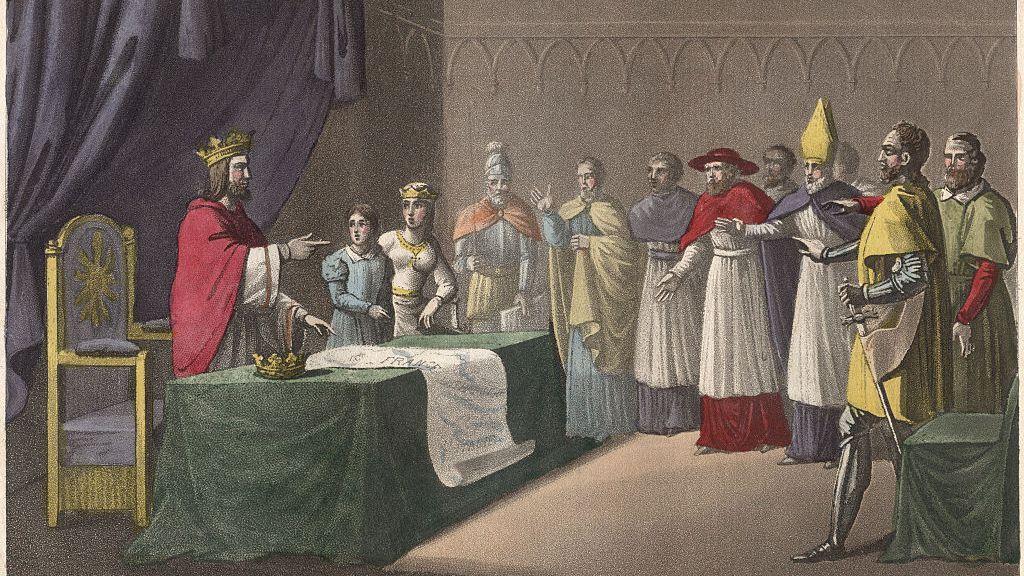 Picture of: The Treaty Of Verdun