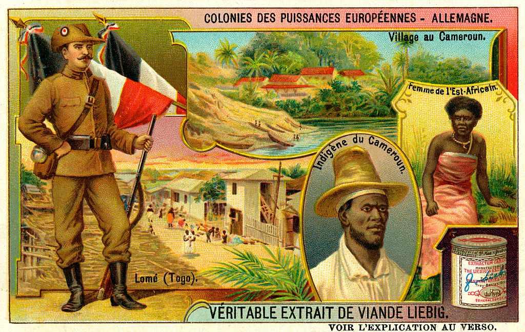 Colonies of the European Powers in Africa