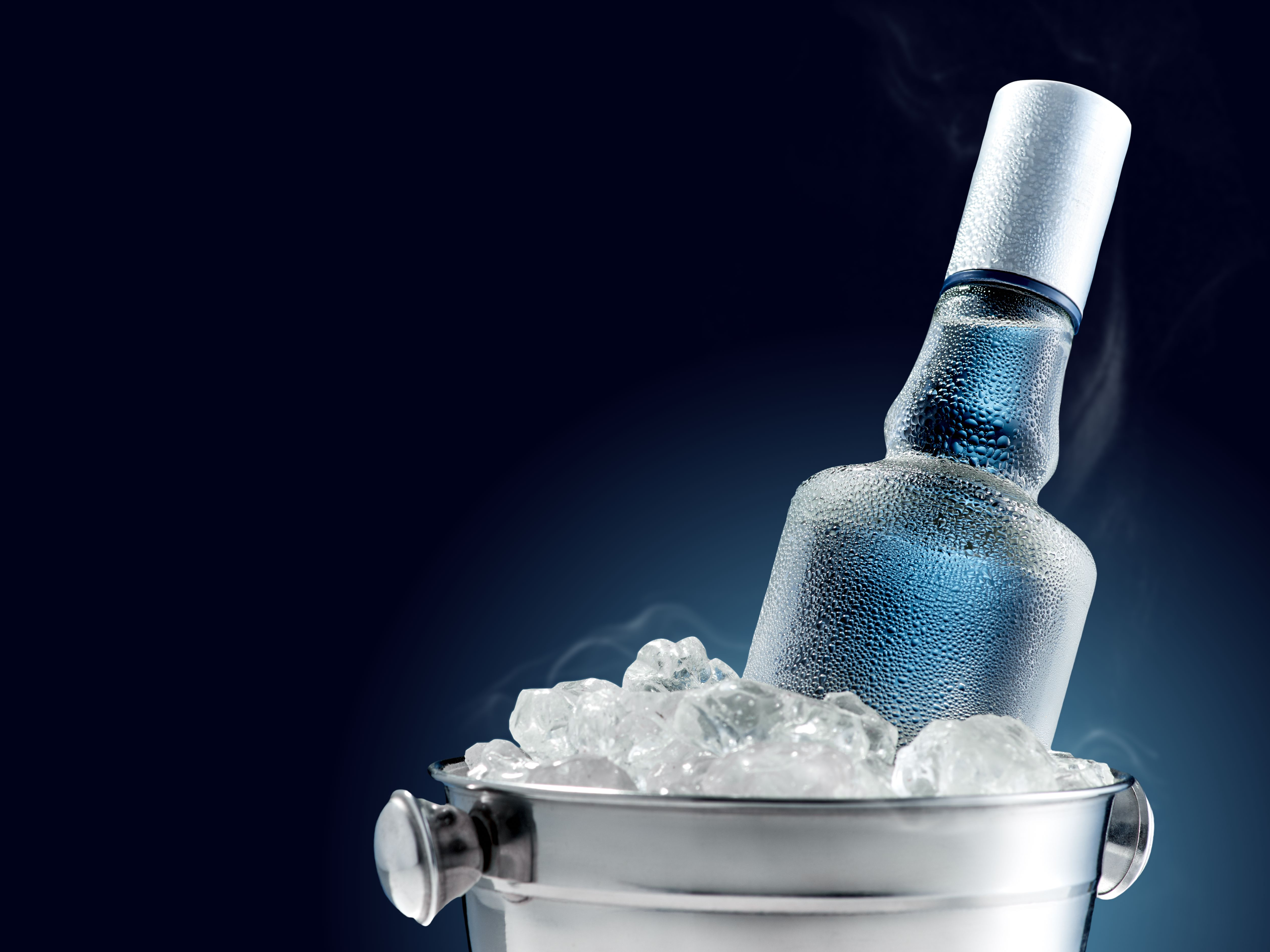 Why Doesn't Vodka Freeze in the Freezer?