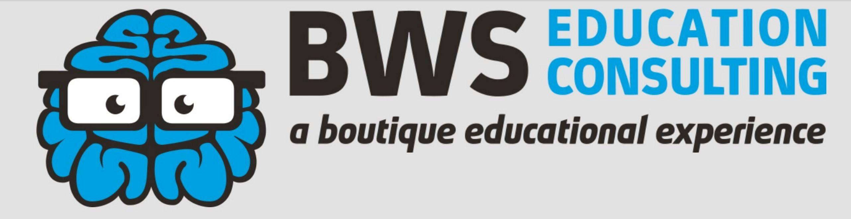 BWS Education Consulting Logo
