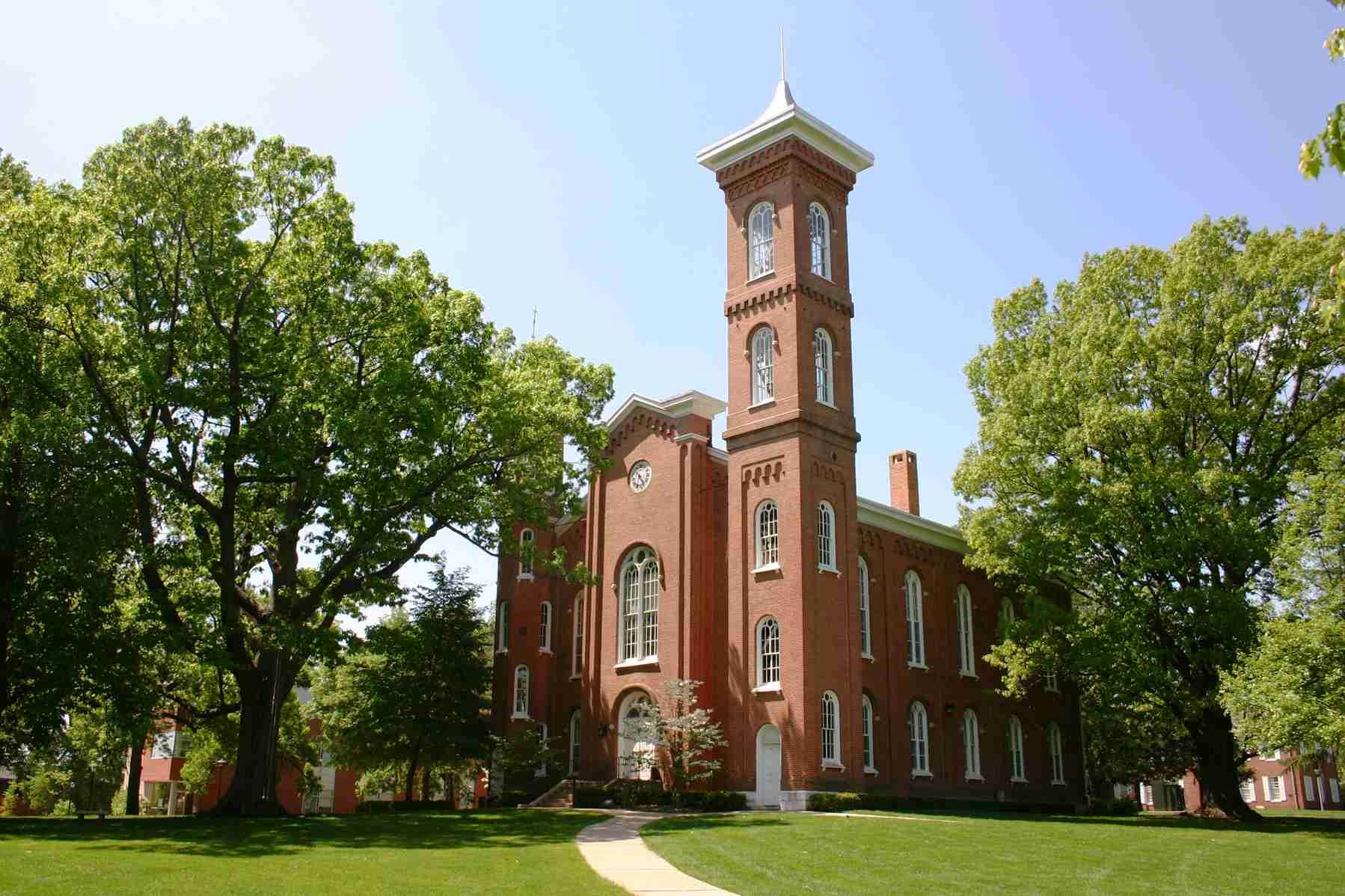 Sturtevant Hall at Illinois College