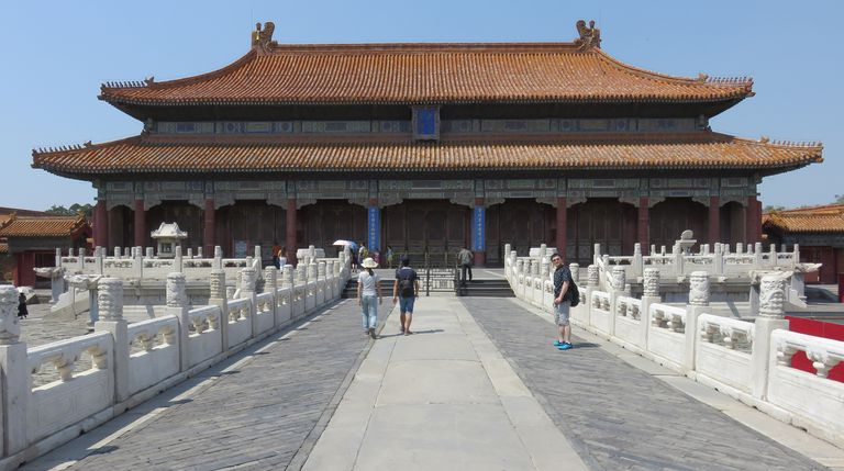 Palace of Peaceful Longevity (Beijing, China)