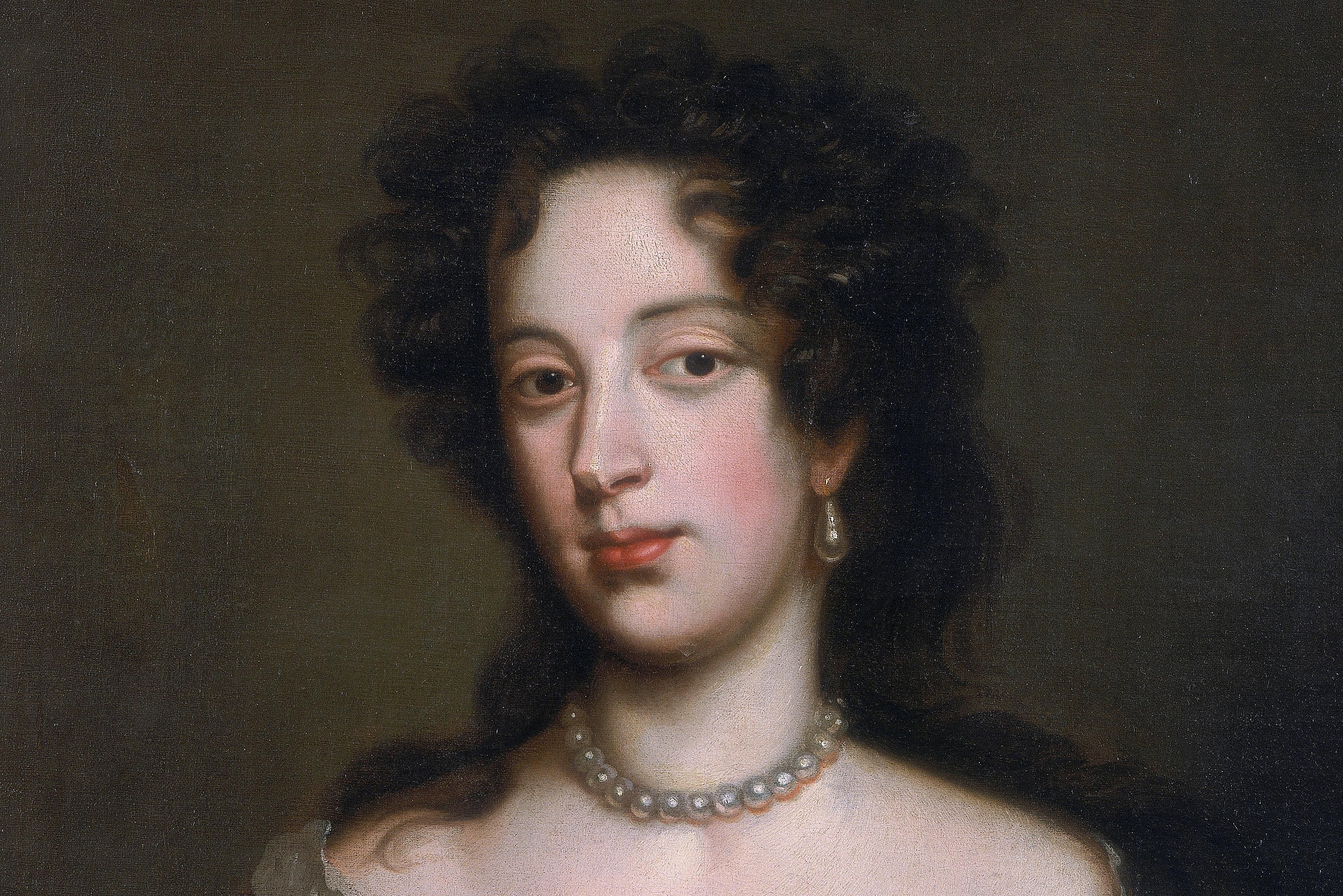 Mary of Modena, from a portrait about 1680