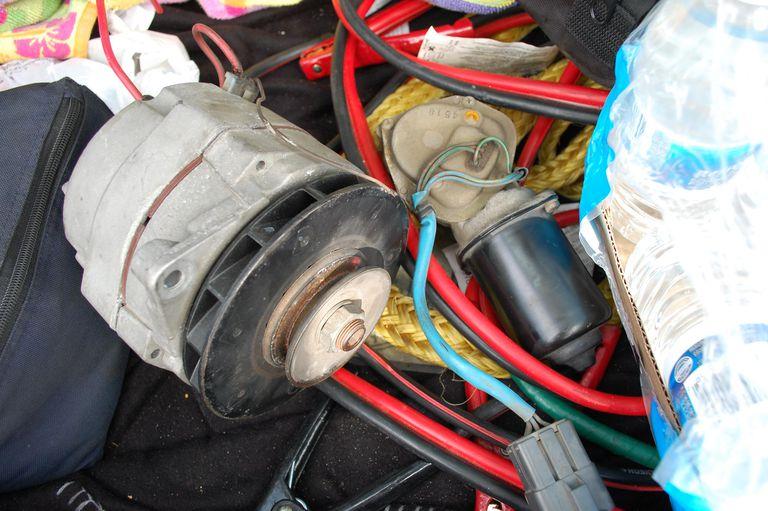 How Does a Car Alternator Work?