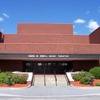 Sara M. Snell Music Theater