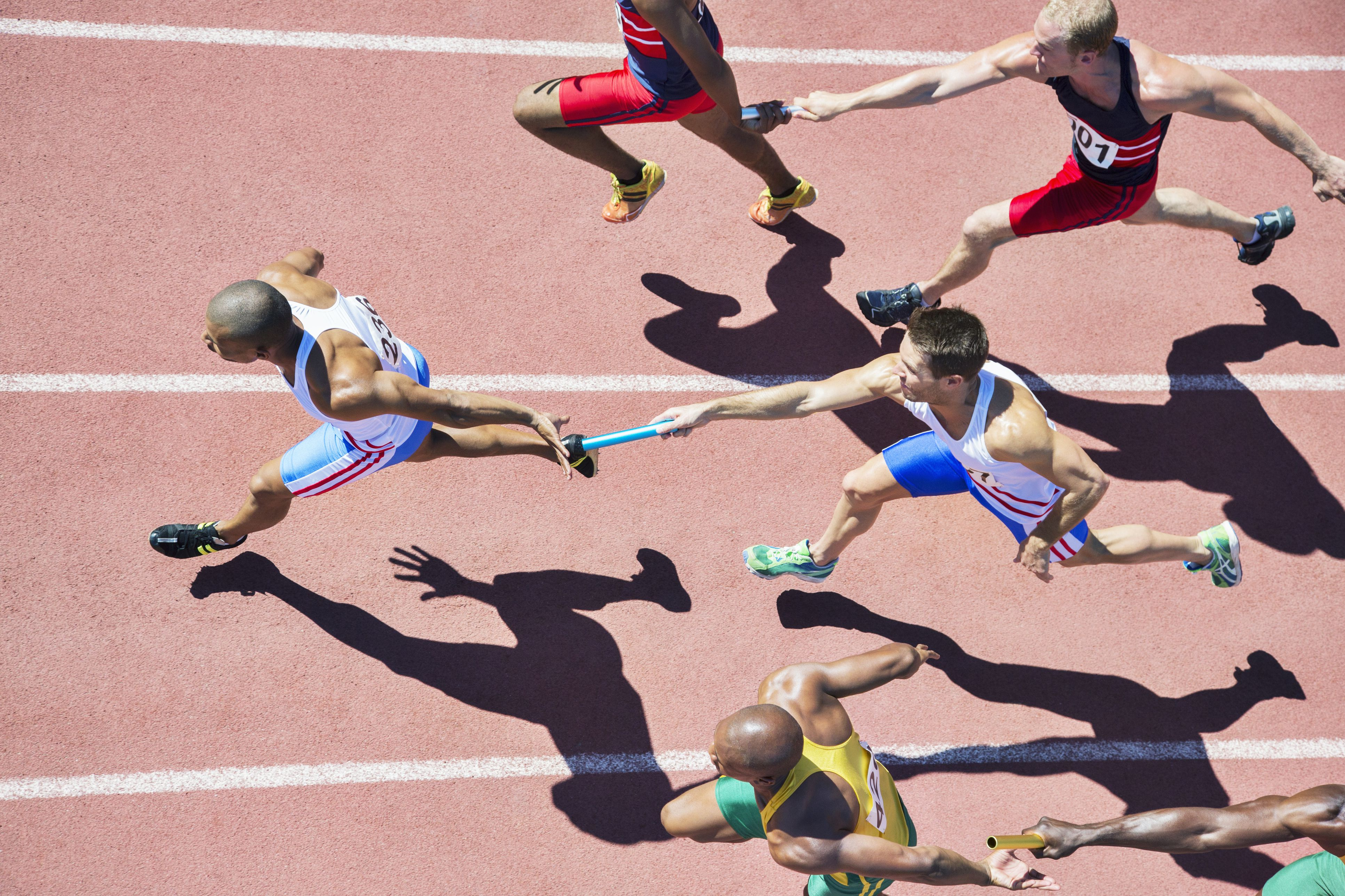 Track And Field Running Events