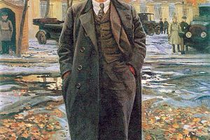 Lenin by Isaak Brodsky