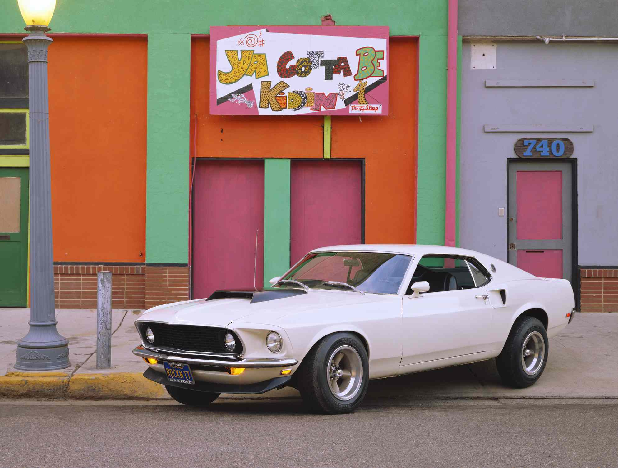 The 10 Best Mustangs Of All Time 1969 Ford Mustang Mach 1 Shaker Scoop Boss 429