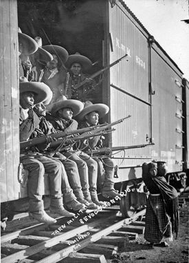 Mexican Revolutionaries