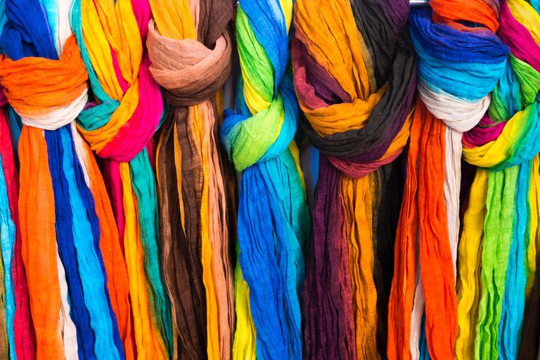 Tie-dyed Fabrics