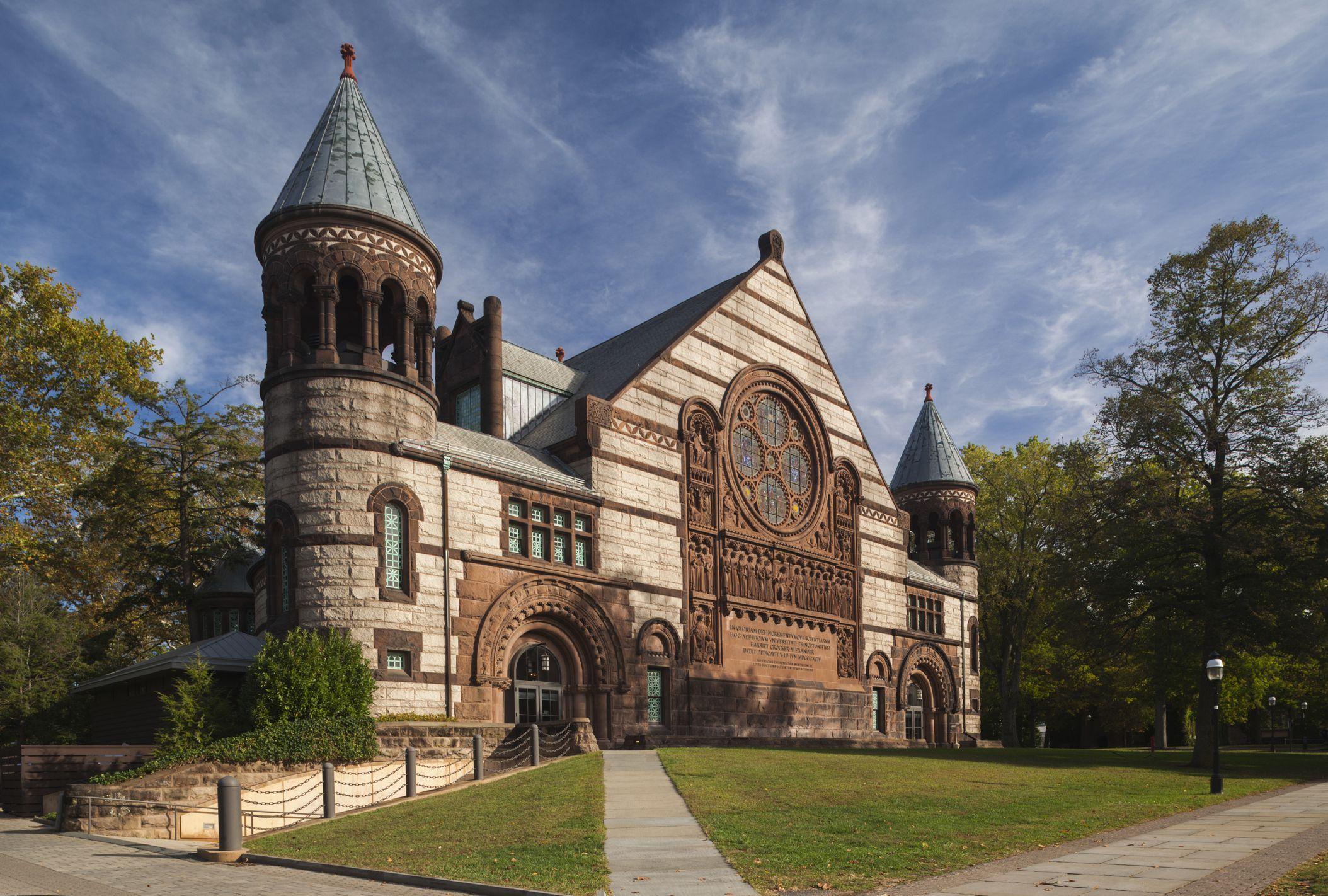 Princeton university admissions essay