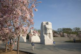 The Martin Luther King Jr. Memorial -- the