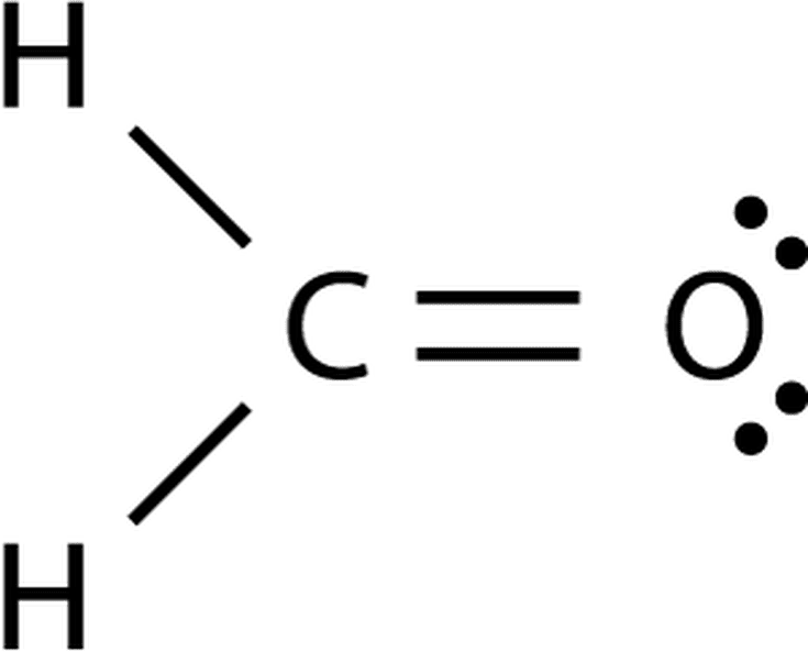 Lewis Structure Example Problem Formaldehyde