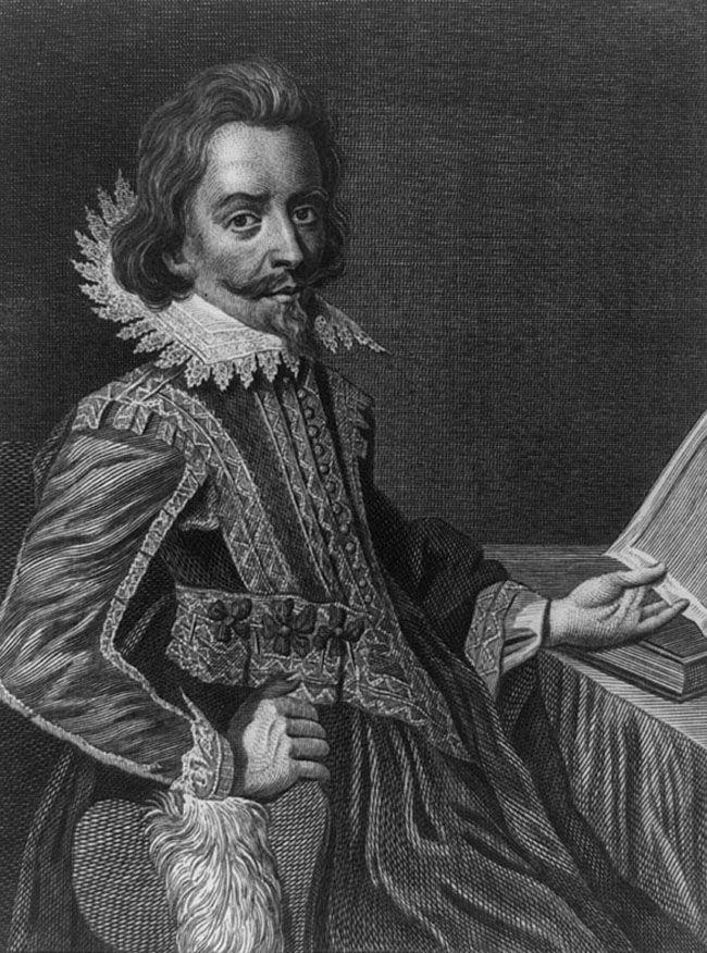 Nathaniel Bacon of Bacon's Rebellion