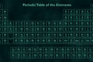 Row 7 is the final row of elements in the periodic table. Scientists have verified the discovery of the last four elements.