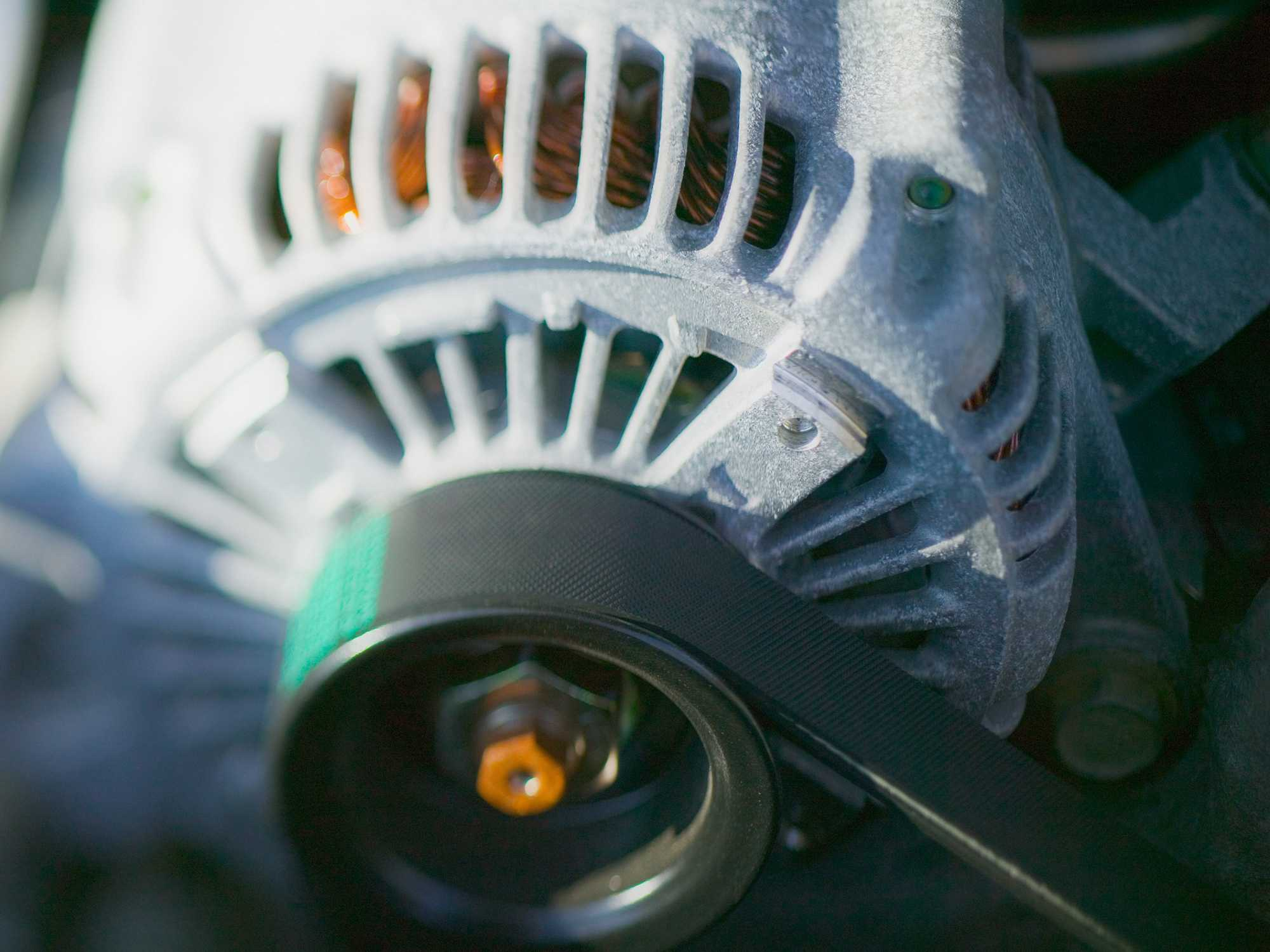 The Alternator Is Directly Responsible For Preventing Car Battery