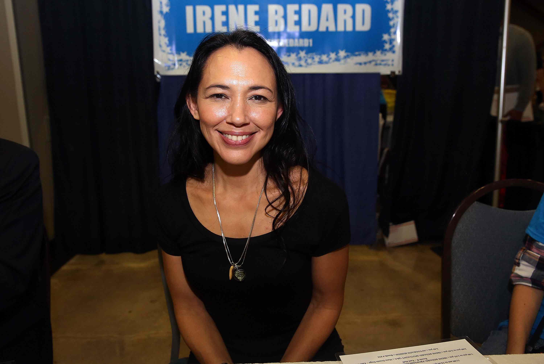 Irene Bedard attends Magic City Comic Con