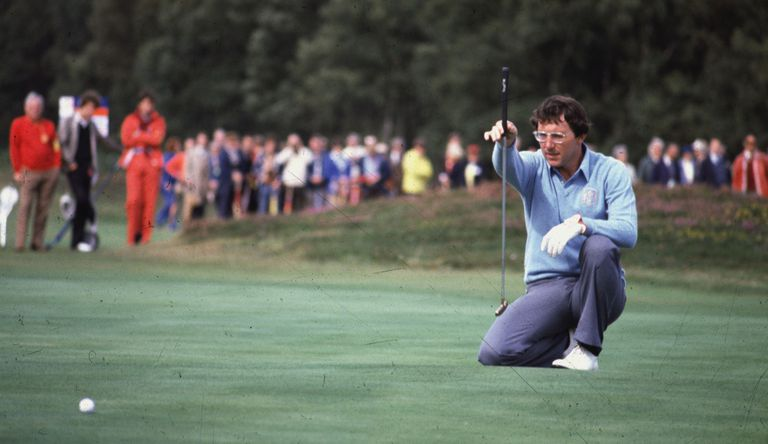 Hale Irwin on the PGA Tour in 1981.