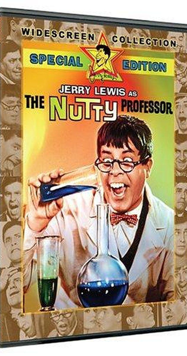 """The Nutty Professor"""