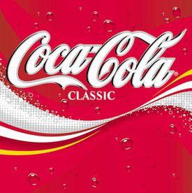 Coca Cola Company Classic Logo
