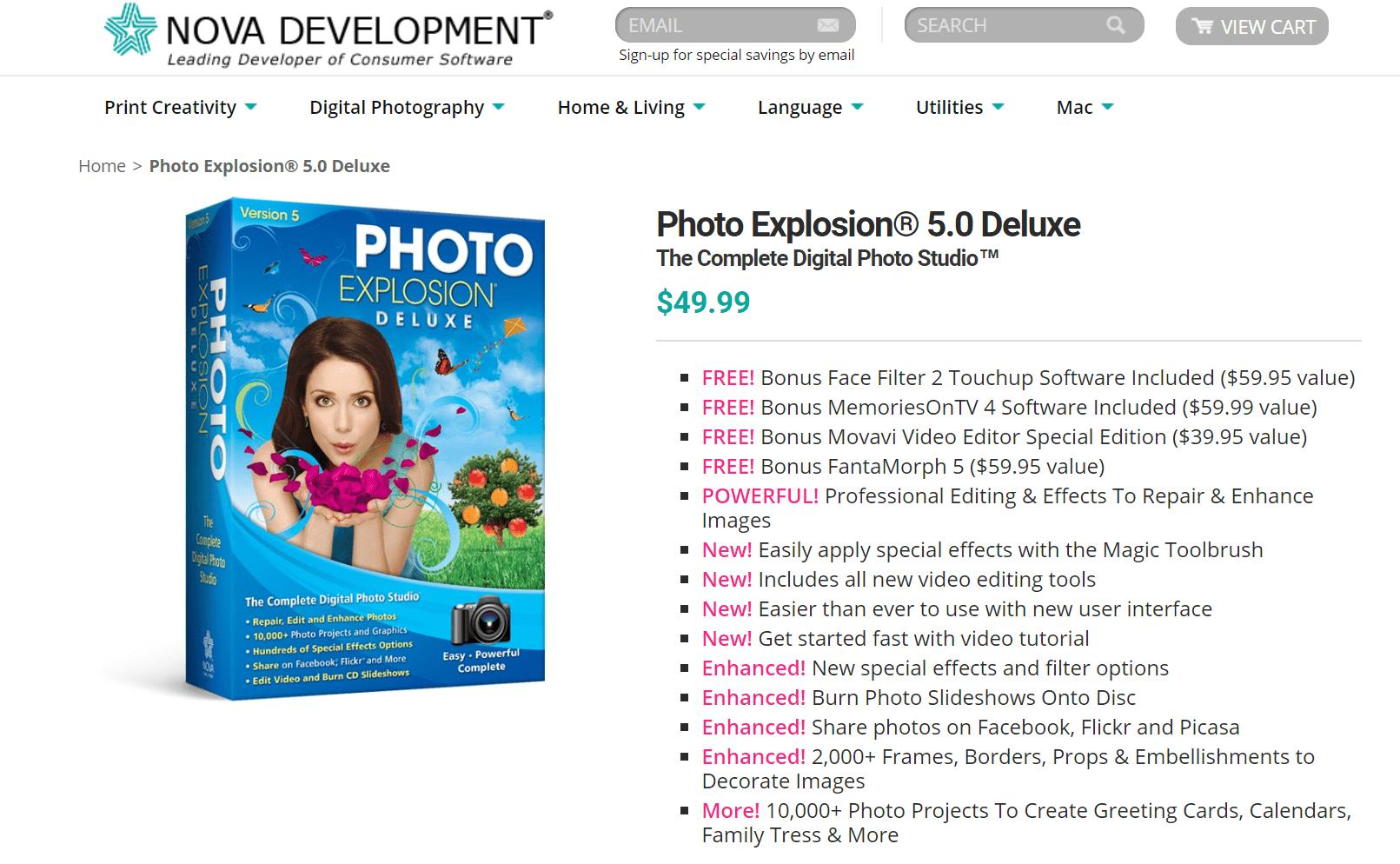 Photo Explosion