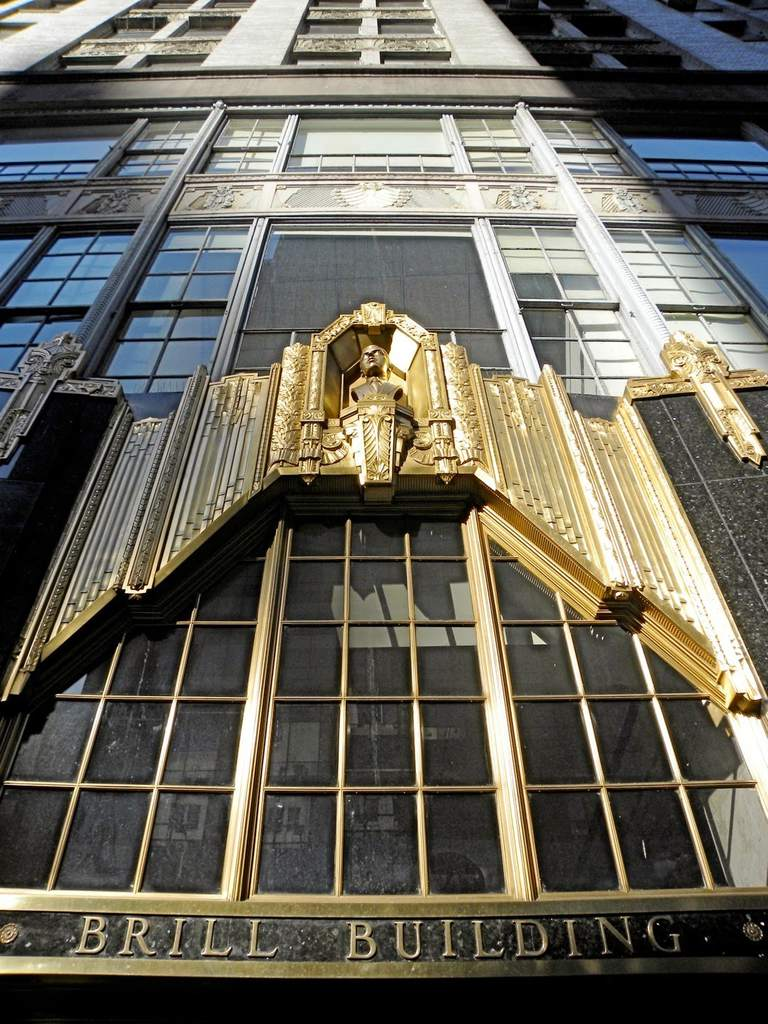 New York's Brill Building