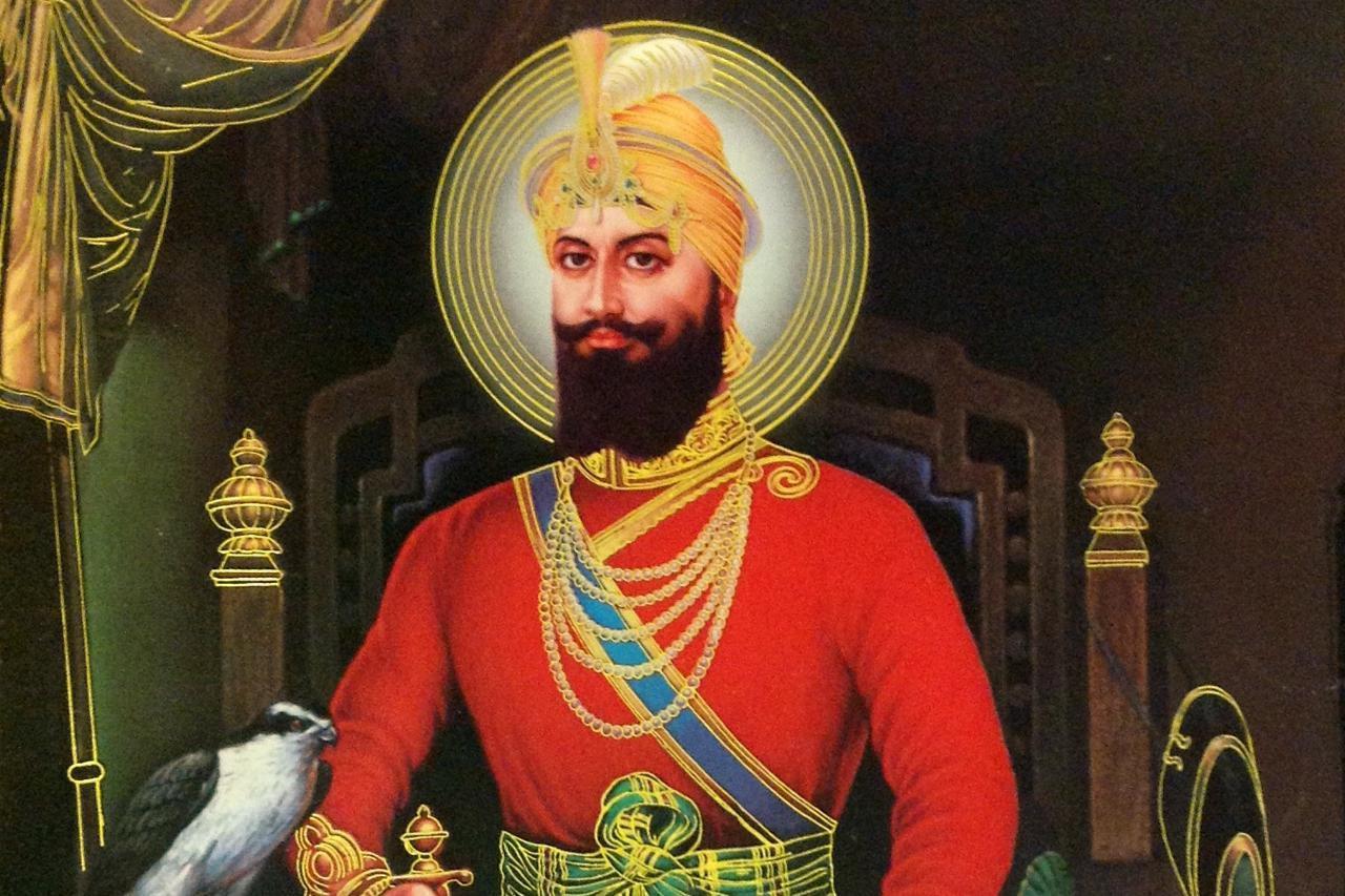 All about guru gobind singh - Shri guru gobind singh ji wallpaper ...