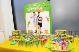 'Diary Of A Wimpy Kid: Dog Days' DVD Release Launch Event