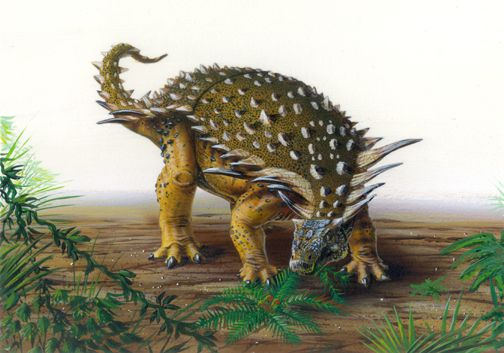 The Dinosaurs and Prehistoric Animals of Kansas
