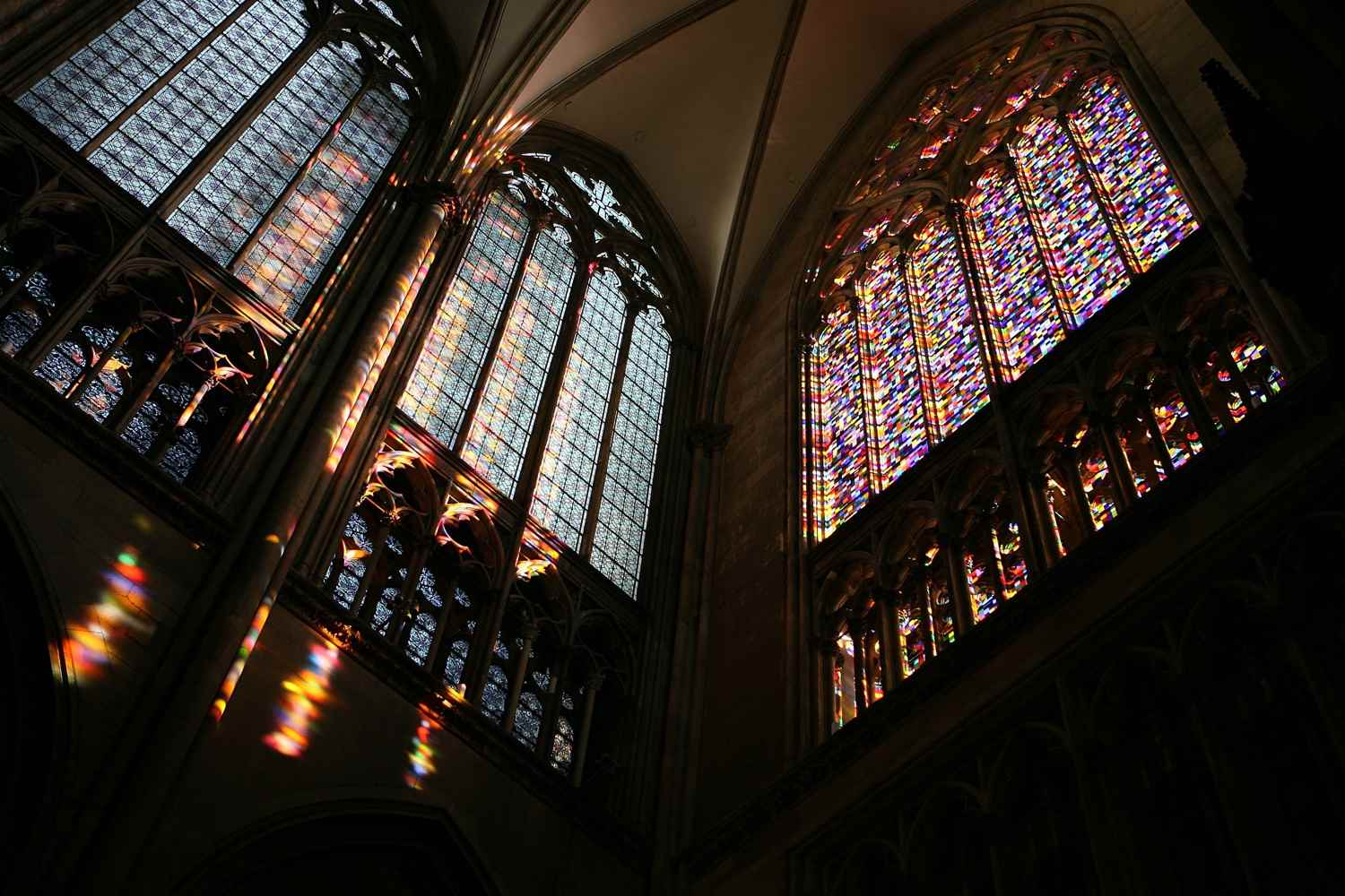 Cologne Cathedral Windows