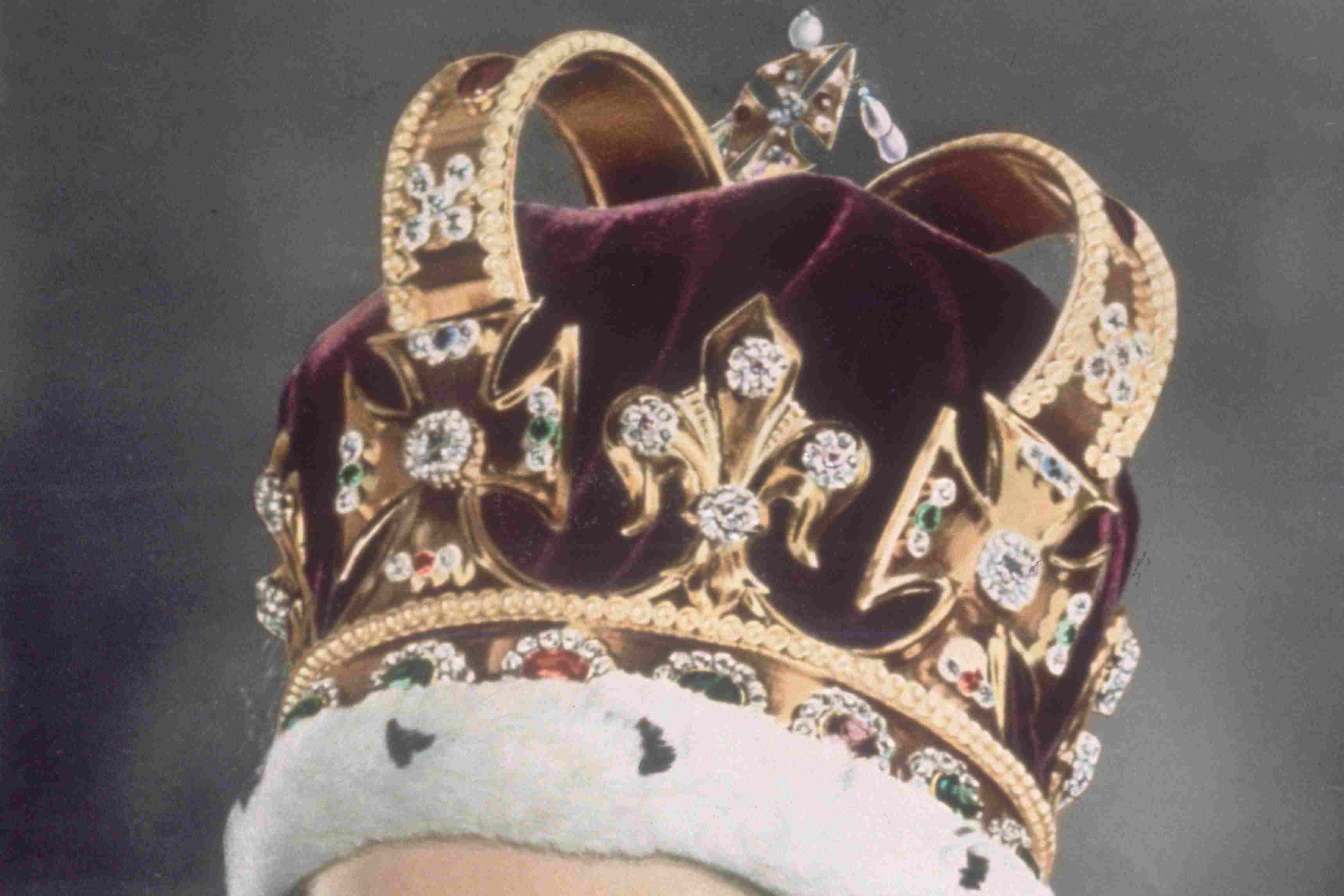 Queen Elizabeth's Coronation Crown
