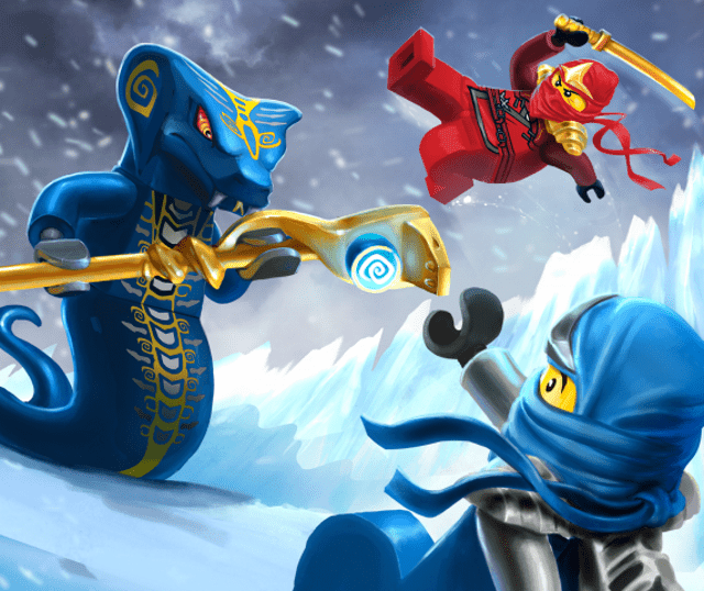 6 Lego Ninjago Games That Are The Coolest