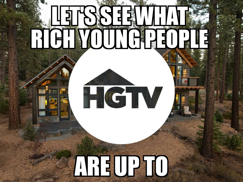 Home And Garden Television Hgtv Is A Network That Specializes In Improvement Shows Like House Hunters Love It Or List Fixer Upper