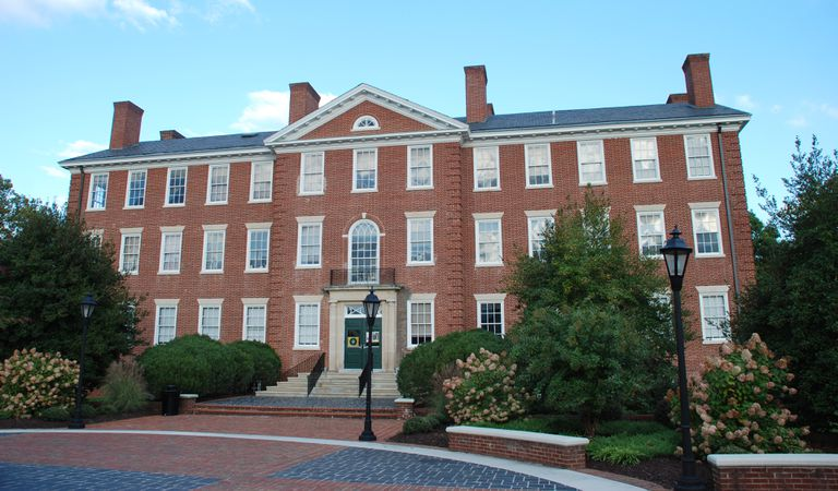Morton Hall at Hampden–Sydney College