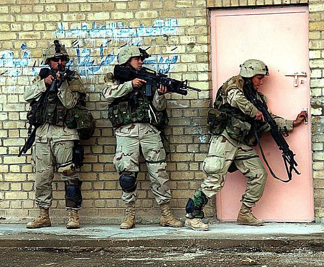 Iraq Combat Is Over And War Is History >> Iraq War Military History Battle Of Fallujah