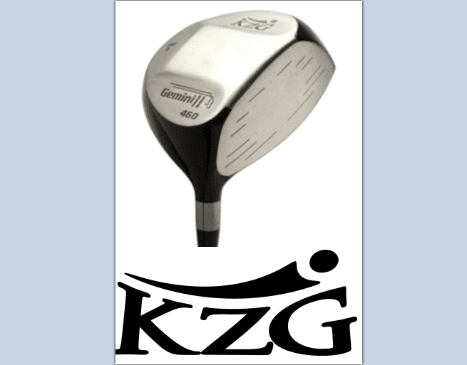 KZG Gemini driver