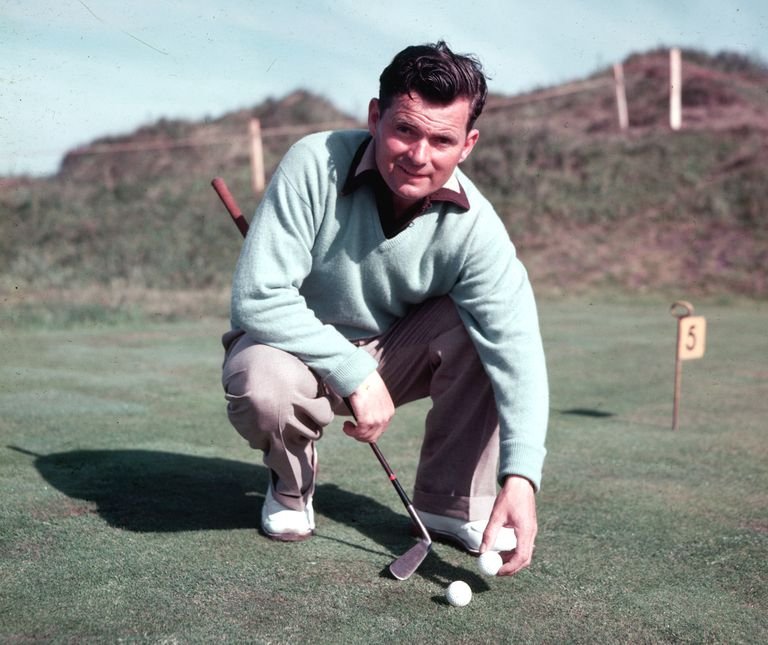 Dai Rees 1957 Ryder Cup