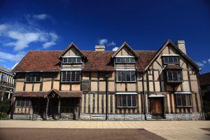 London 2012 - UK Landmarks - Stratford Upon Avon