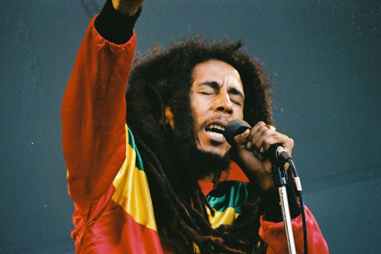 Image result for Bob Marley death
