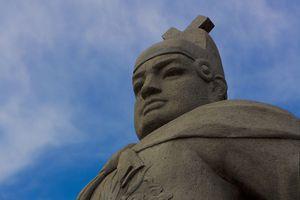 Zheng He monument