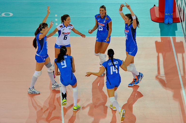Italy vs Croatia - FIVB Volleyball Women's World Championship