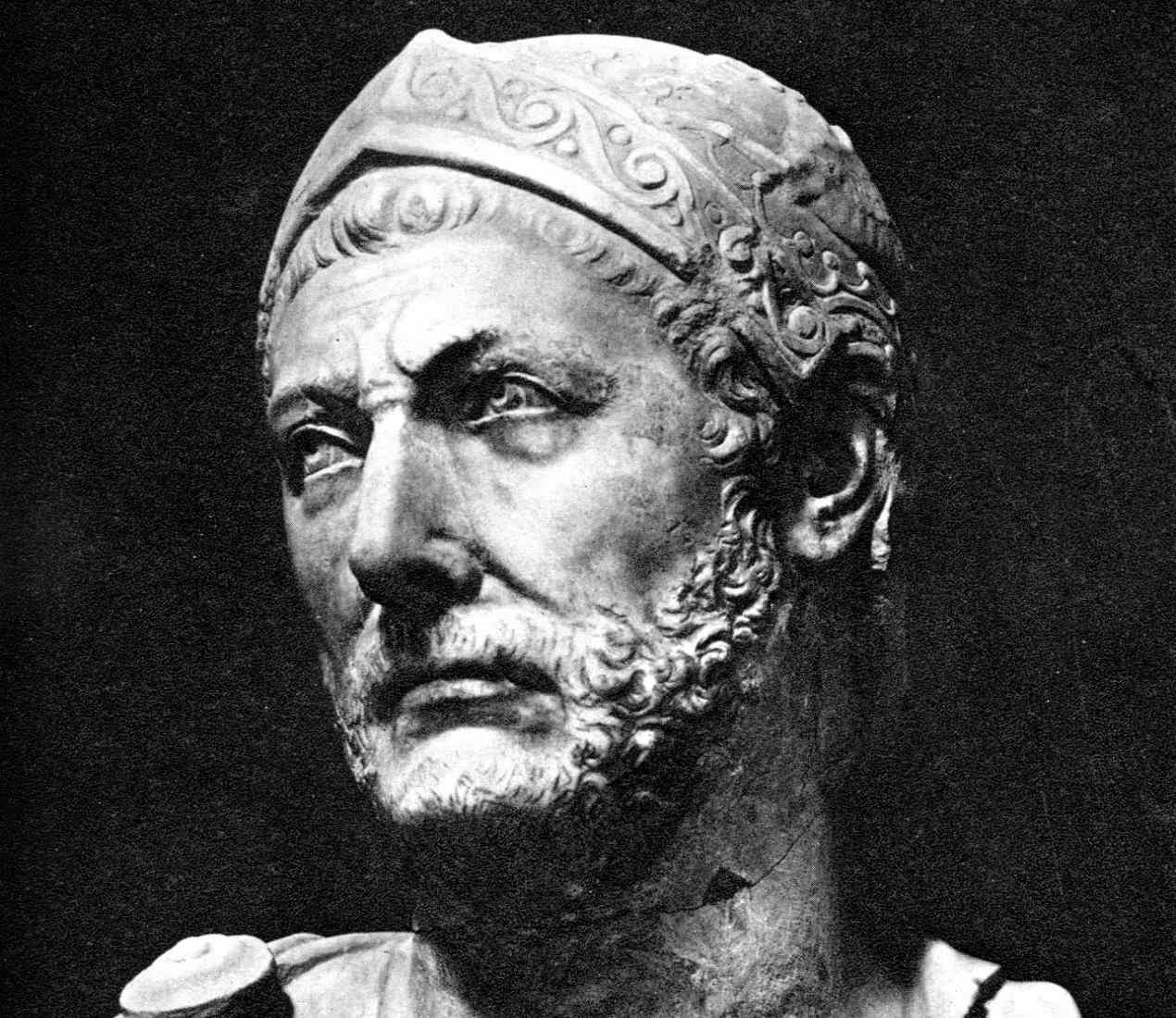 Bust of Hannibal