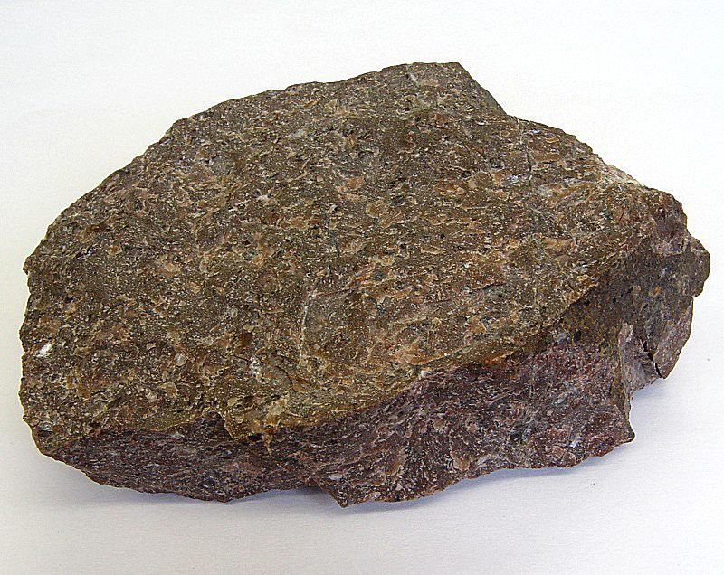 Pictures and Descriptions of Igneous Rock Types