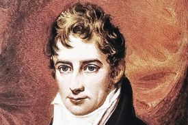 Portrait of Robert Fulton
