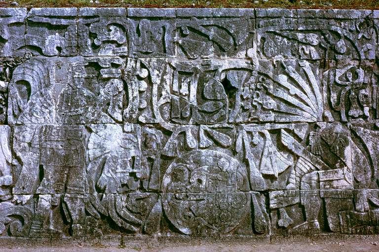 The Ancient Maya And Human Sacrifice
