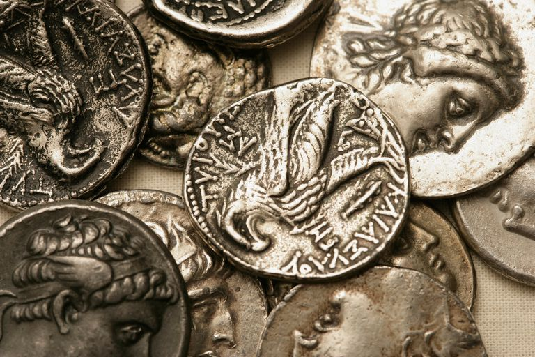 Ancient Roman Denarius Coins: But Where Were They Found?