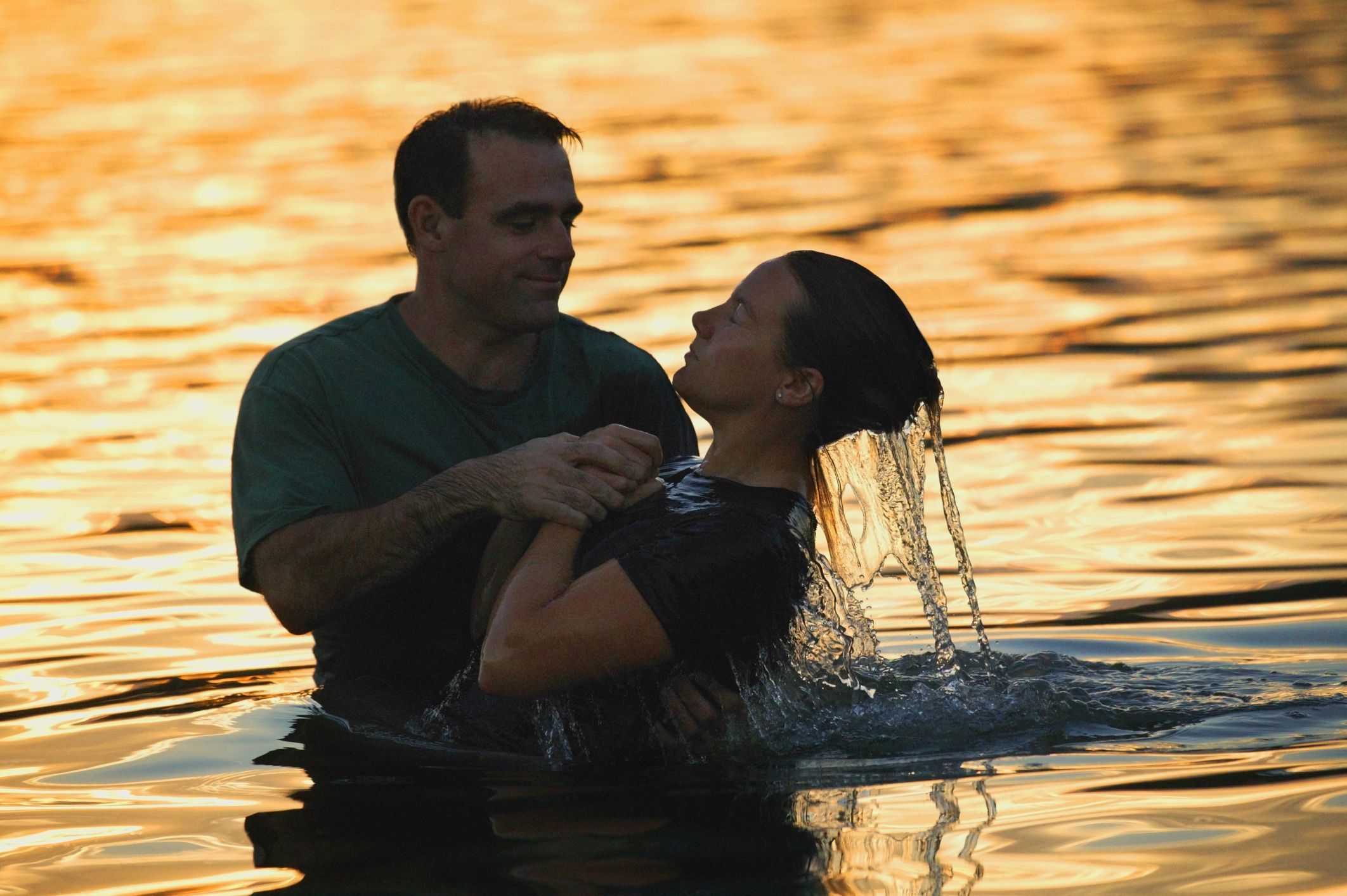 Diagram Of Baptism