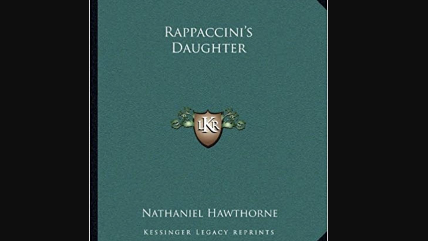 Rappaccinis Daughter Quotes