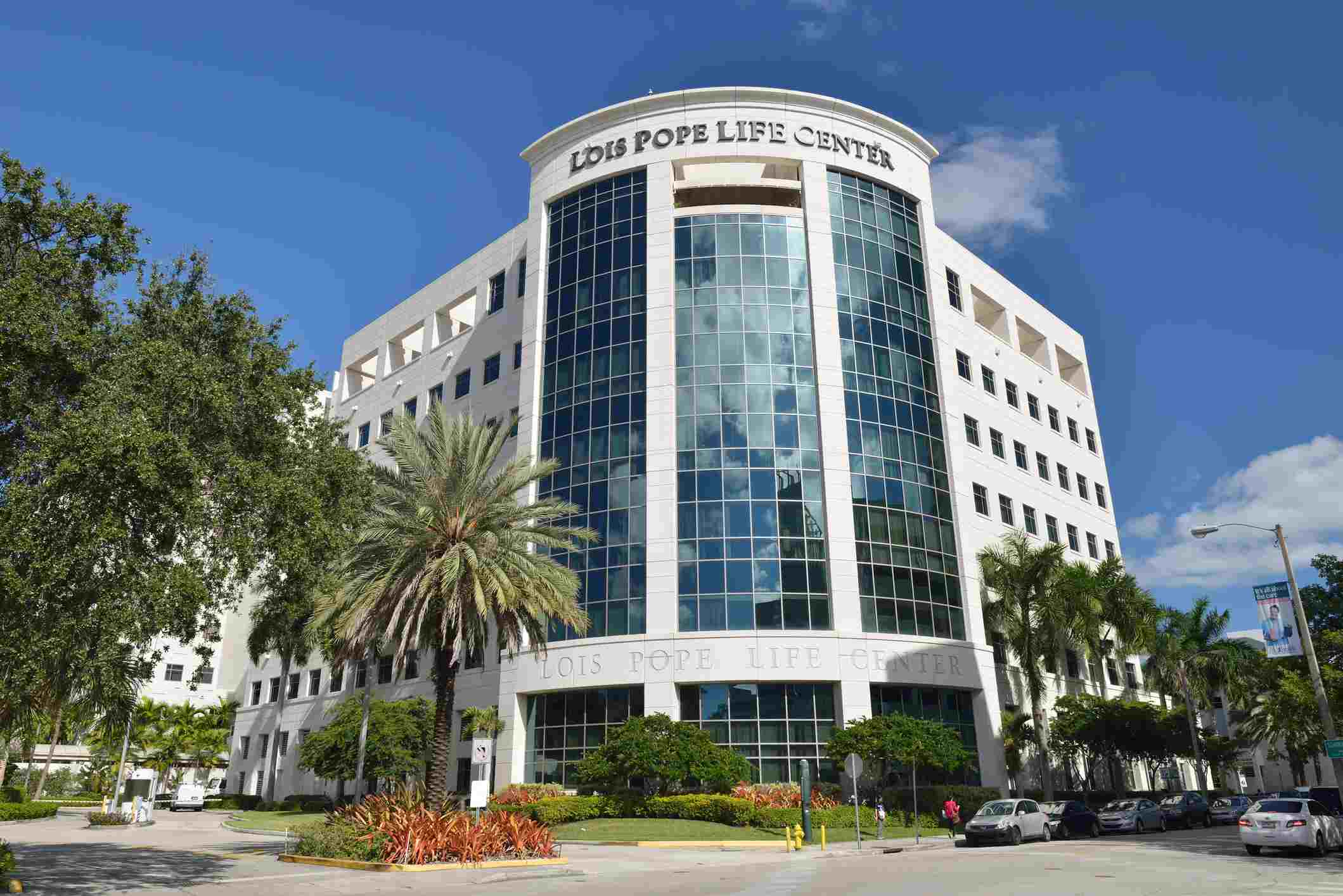 The Louis Pope Life Center in Miami